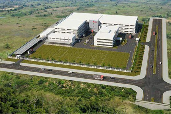 AVERY DENNISON – Nhà máy Tân Trang