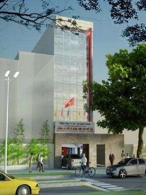Tòa nhà Nguyễn Thái Sơn