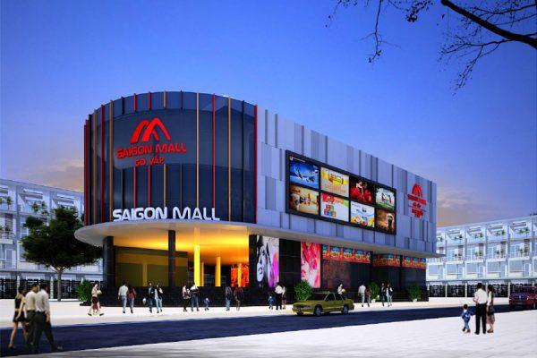 Saigon Mall Nguyễn Kim Gò Vấp