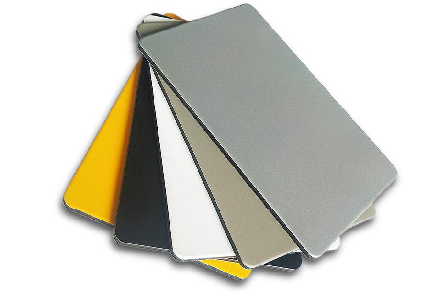 Tấm ốp Aluminium