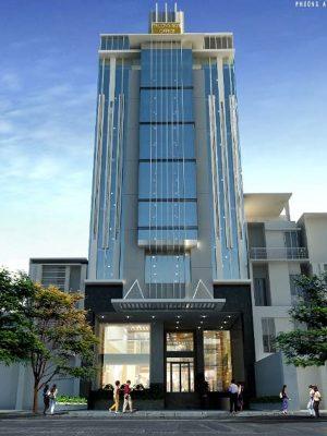 Tòa nhà văn phòng Toàn Thắng